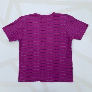 Burberry Tops - Burberry London T Shirt Purple Medium FLAW
